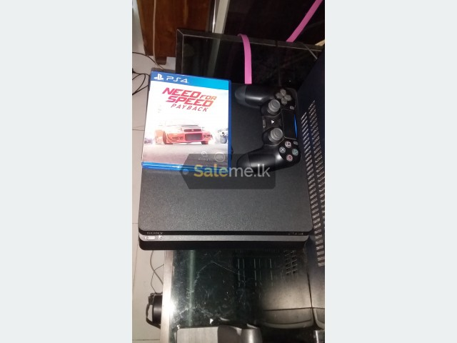 Video Games Consoles Ps4 Slime With Nfs Payback In Delgoda