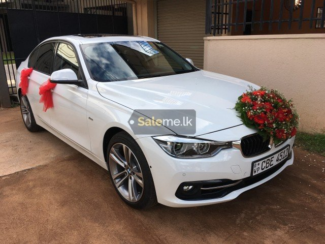 Auto Services Wedding Car For Hire Bmw 318i 2019 In